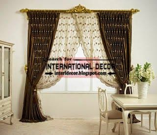 Top Trends Living Room Curtain Styles Luxury Modern Curtain