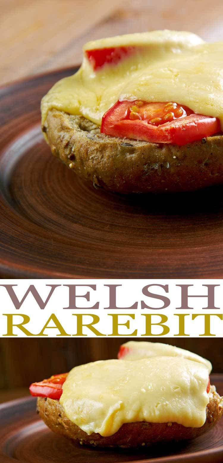 Make this traditional Welsh Rarebit recipe for National Welsh Rarebit Day and celebrate traditional Welsh recipes. It's not your ordinary cheese bread.