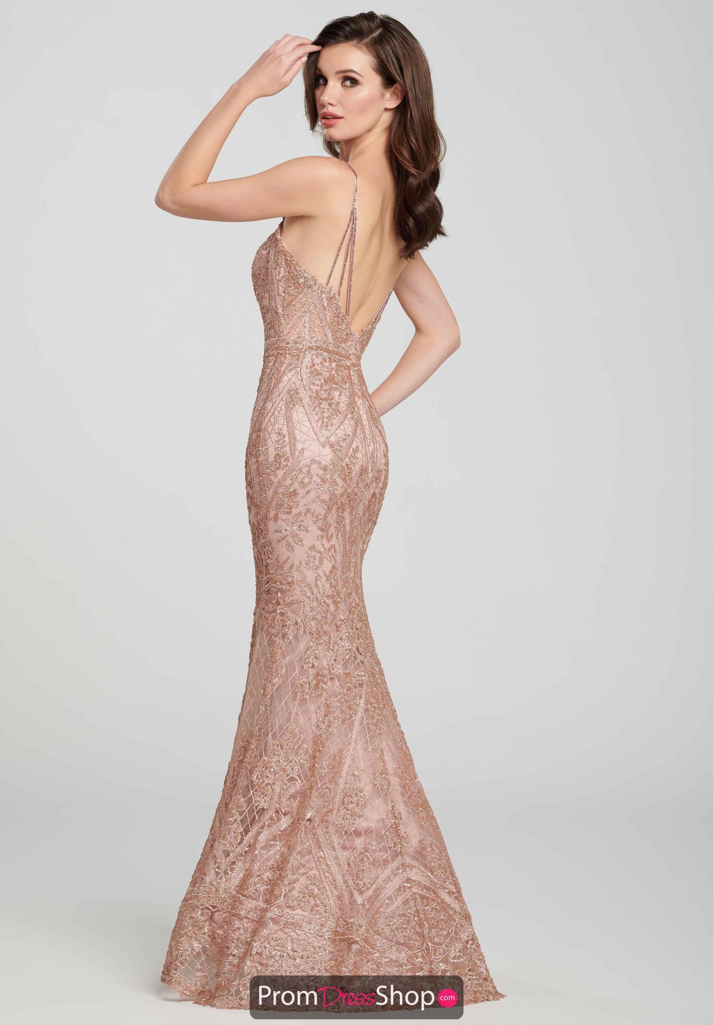 Ellie Wilde Prom Dresses Prom Dresses Ellie Wilde Prom Dresses Rose Gold Prom Dress [ 3594 x 2500 Pixel ]