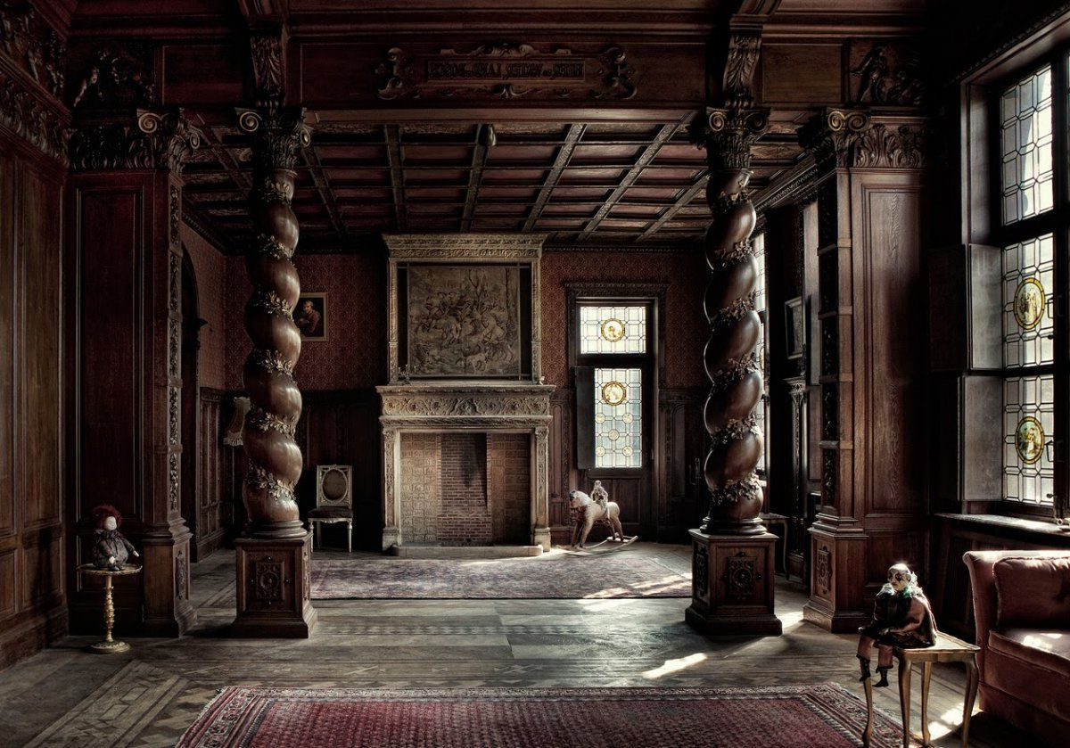 Interior , The Magical and Surprising Effect Inside Victorian ...