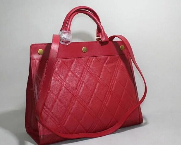 New 2016 Mulberry Marylebone Red Quilted Small Classic Grain Taschen