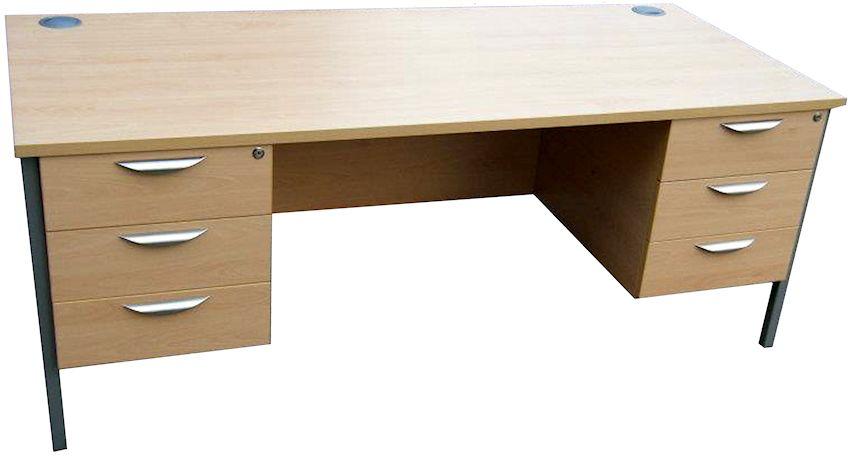 Büro Schreibtisch, Schubladen Schreibtisch Pinterest