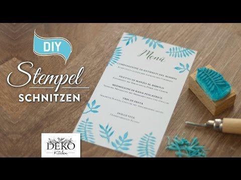 DIY: Hübsche Stempel Zum Verzieren Selber Machen U2013 Deko Kitchen