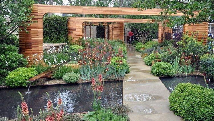 Idee Deco Jardin Contemporain   Garden, Garden design ...