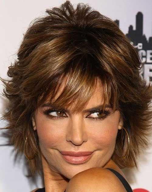Cortes de pelo corto para mujeres mayores de 50 peinados pinterest cortes de pelo corto - Peinados melena corta ...