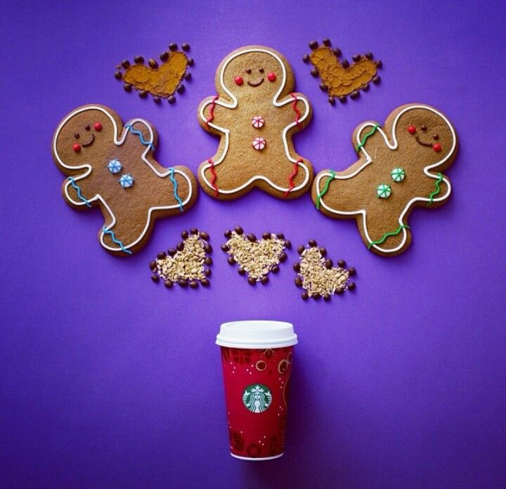 The Latte Every Gingerbread Man Dreams Of Becoming Redcups Gingerbread Latte Gingerbread Cookies Gingerbread
