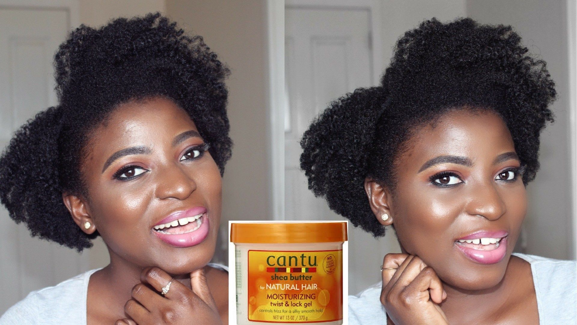HOW I GROW & CARE FOR MY NATURAL HAIR (UPDATED)
