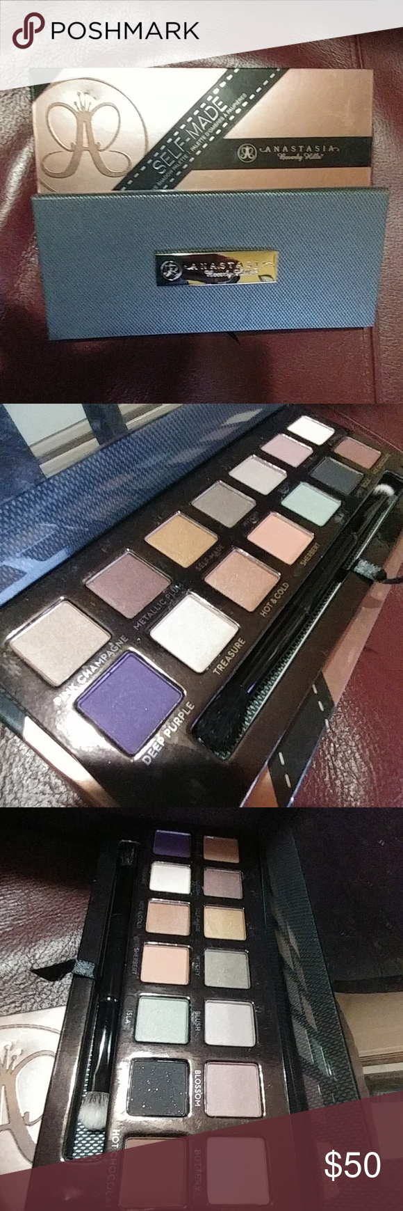 RARE** Anastasia Beverly Hills SELF MADE Palette Boutique