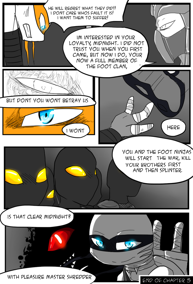 Behind The Darkness Ch5 Pg95 By Gz Studio Deviantart Com On