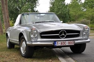 1968 Mercedes-Benz 280 SL For Sale, (Car: advert number 219630) | ClassicCarsForSale.co.uk