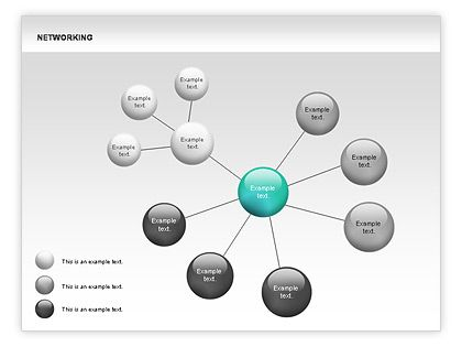 Network Diagrams for presentations on networks, staff management - network diagram