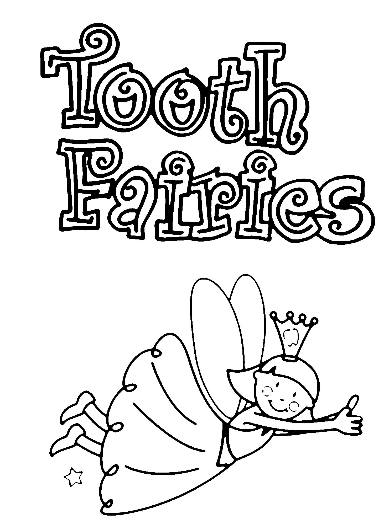 Check out our downloadable tooth fairy activities and