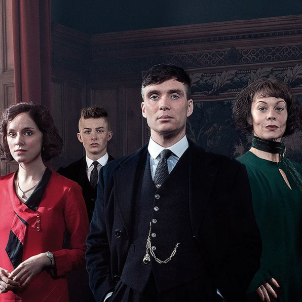Watch The New Peaky Blinders Trailer For Season 3 In 2020