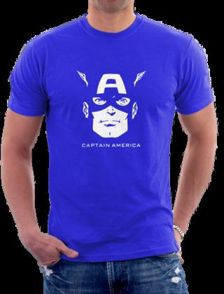 Capitan America — Color Animal dd3c6e7bd3112