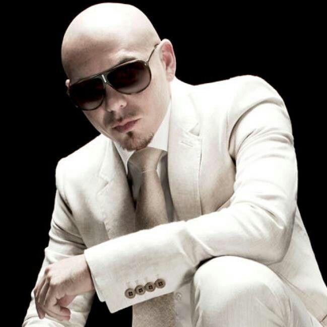 PitbullCuban/American singer/Rapper Pitbulls