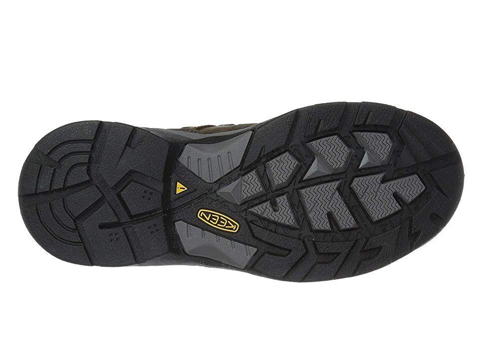 26b0e1cf12e Keen Utility Detroit XT Steel Toe ESD Men's Work Boots Cascade Brown ...