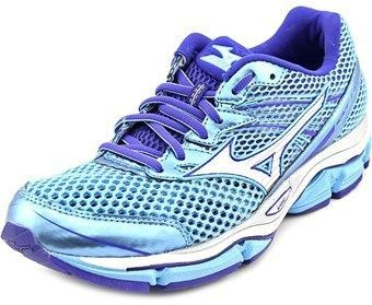 New Trendy Mizuno Wave Enigma 5 Round Toe Synthetic Blue Running Shoe For Men Sale