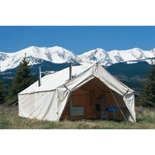 Click Image Above To Purchase Montana Canvas Cookshack For Canvas Blend Wall Tents  sc 1 st  Pinterest & Montana Canvas Wall Tents Awesome | Awesome Tents | Pinterest ...