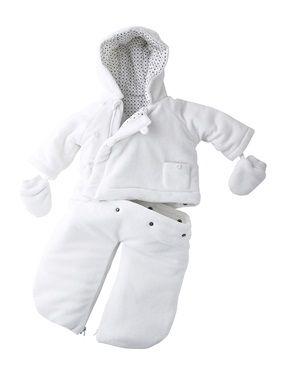 Combi Pilote Fille Naissance Fashion