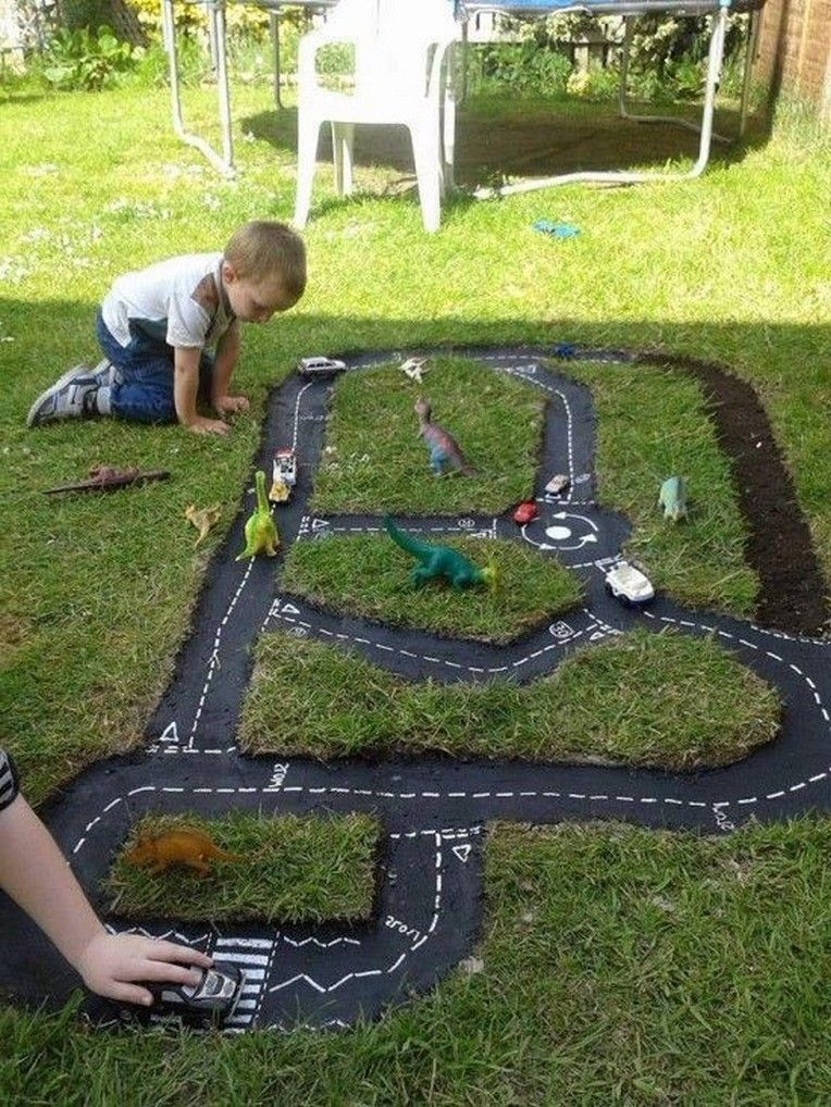 37 Lovely Backyard Playground Ideas For Kids Backyard Playground Backyard For Kids Backyard Activities