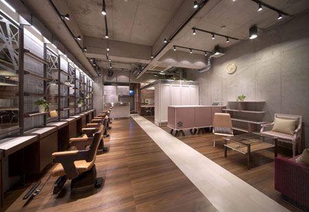Salon de Coiffure - Paris | Salons of the World | Pinterest | Salons ...