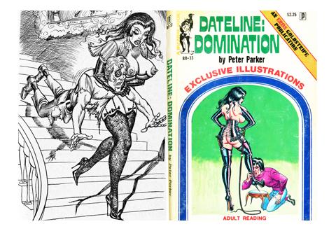 400427 Dateline Domination Bill Ward Bizarre books