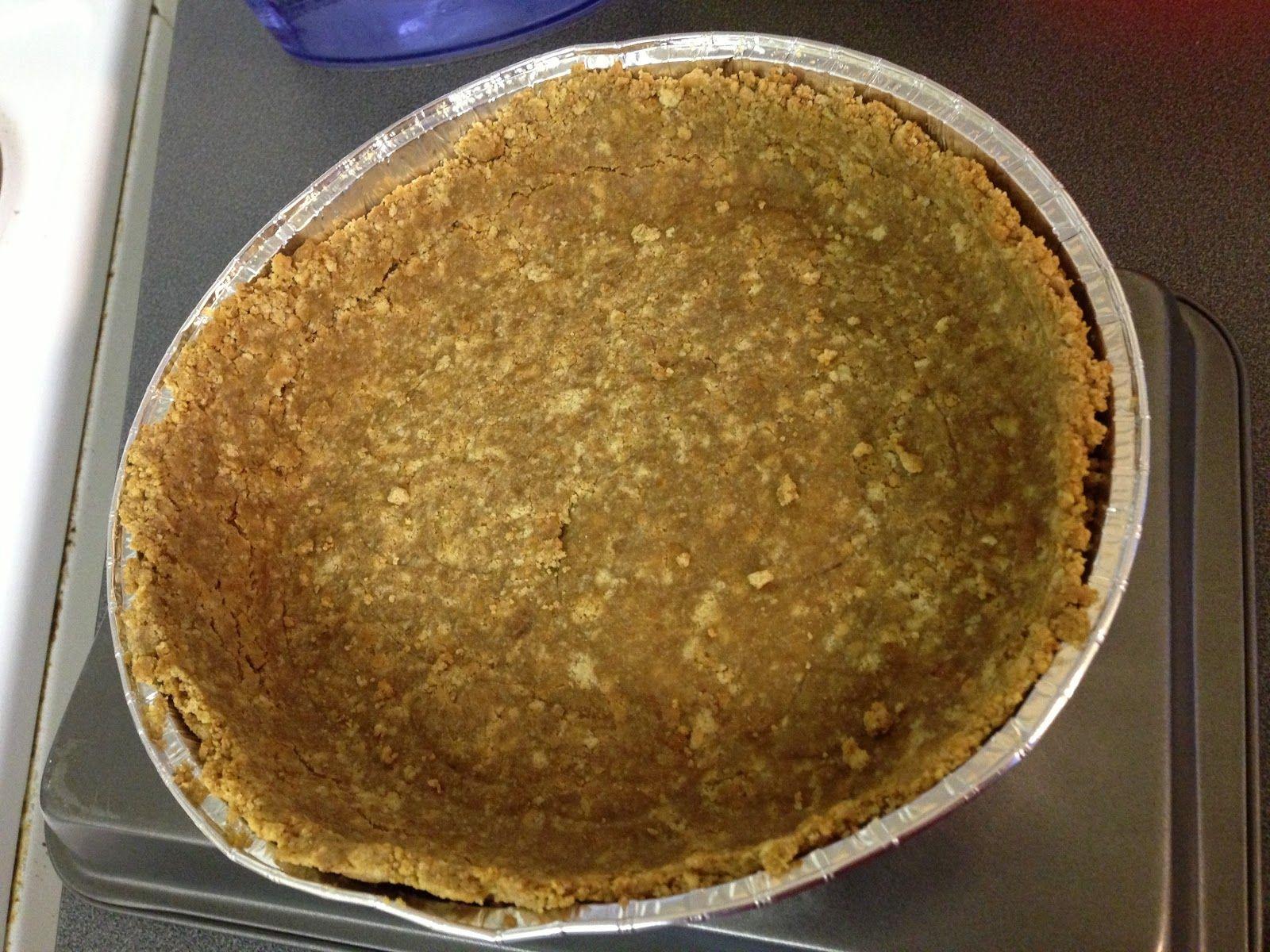 Butter-less Digestive Pie Crust Recipe | yililim