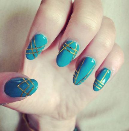 wedding nails teal turquoise colour 29 ideas  wedding