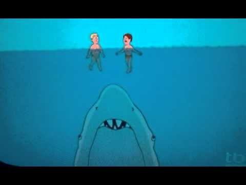 Family guy - jaws gay shark