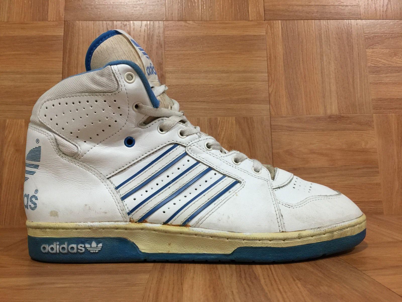 VTG   Adidas Instinct Sky Hi Retro Basketball Sneakers 80 s Sz 11 Men s  Vintage in Clothing 0be7cb3429