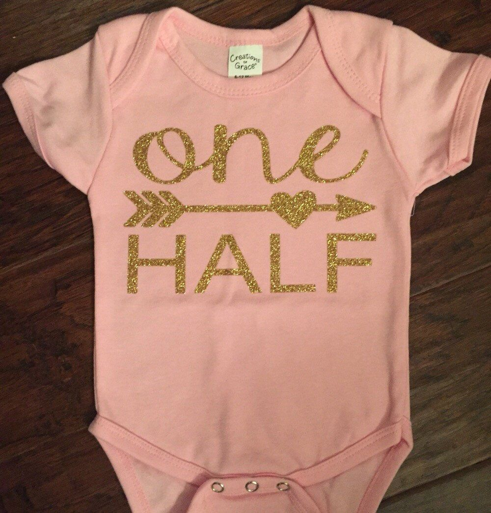 A personal favorite from my Etsy shop https://www.etsy.com/listing/291921885/baby-onesie