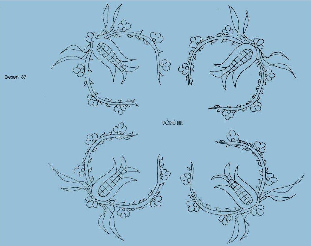 Ismek Nakis Desenleri Desenler Elde Nakis Ve Cizim