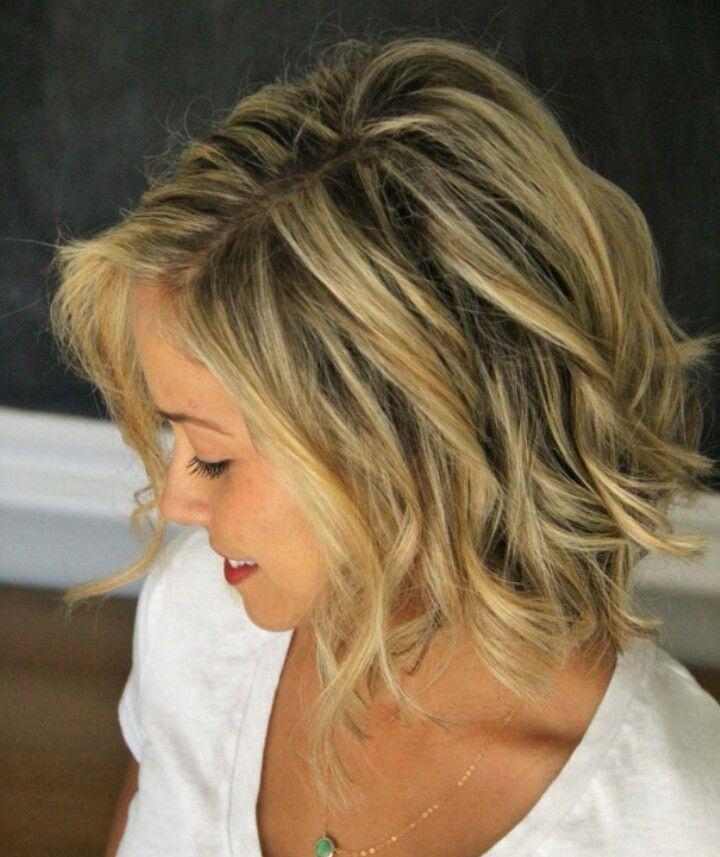 Love This Hair Short Hair Waves Beach Waves For Short Hair How To Curl Short Hair