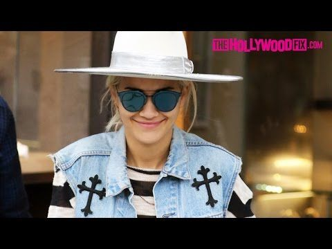 Rita Ora Goes Shopping With Friends On Rodeo Drive In Beverly Hills 1.19.16 - TheHollywoodFix.com - http://maxblog.com/7732/rita-ora-goes-shopping-with-friends-on-rodeo-drive-in-beverly-hills-1-19-16-thehollywoodfix-com/