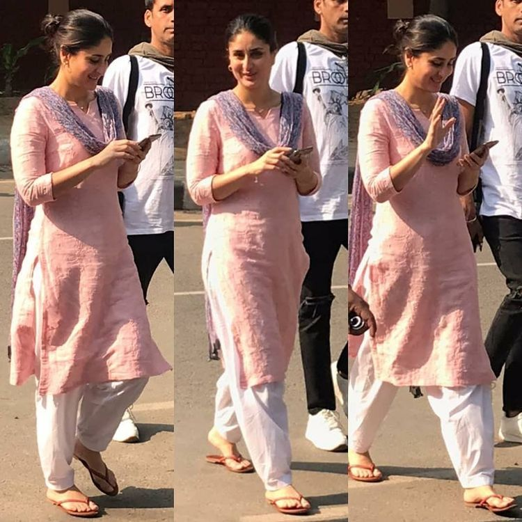 The First Look Of Kareena Kapoor and Aamir Khan From Their ...