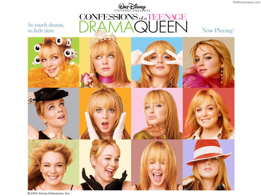 confessions of a teenage drama queen trailer
