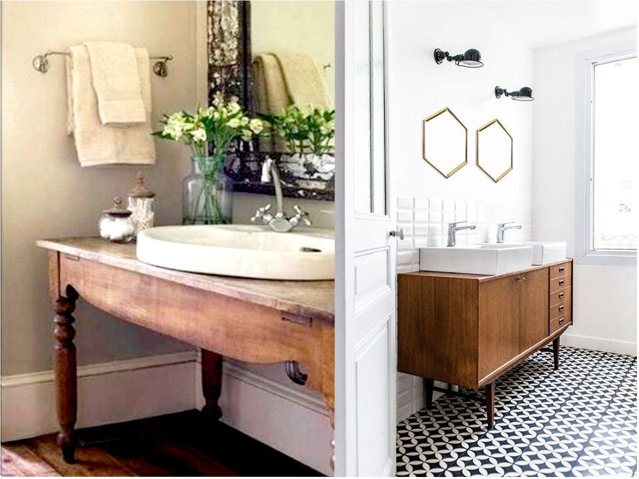Resultado de imagen para muebles baños vintage | Baños completos ...