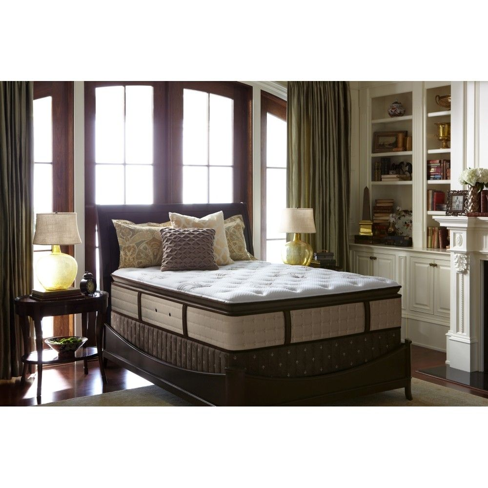 Stearns Foster Easingwold Plush Ept Estate Luxury Furniture Stores Luxury Modern Furniture Furniture