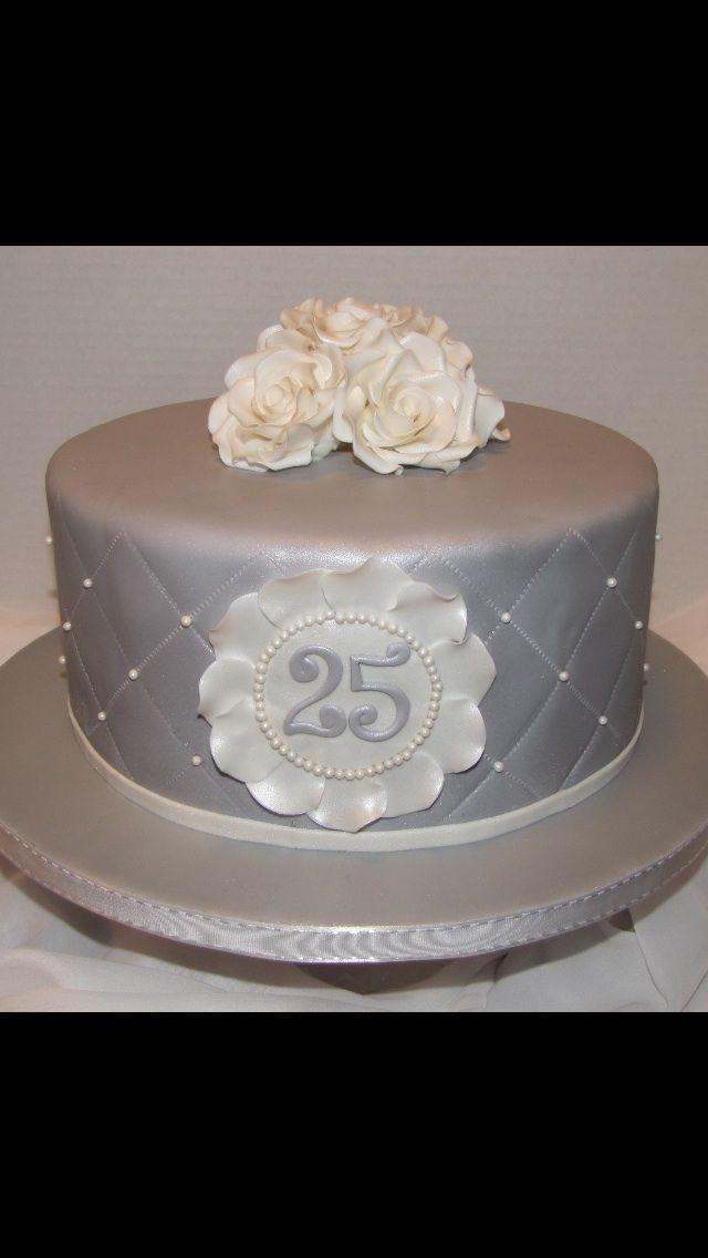 Anniversary 25th Anniversary 25 Anniversario Pinterest