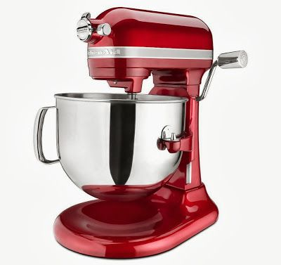 KitchenAid Pro-line 7-qt mixer Candy Apple Red Buyers ...