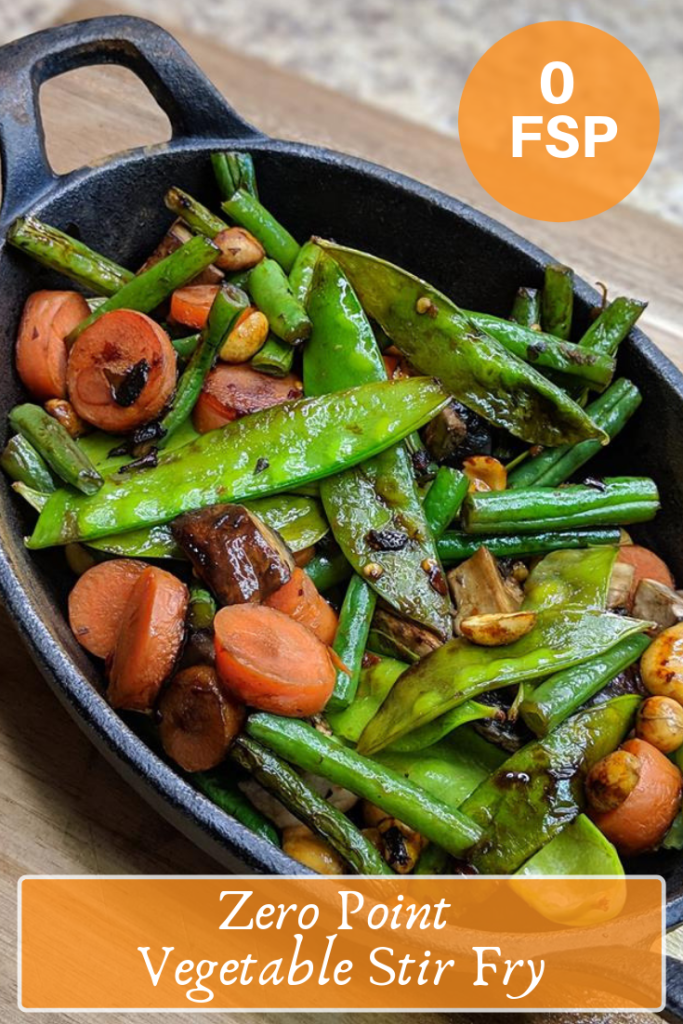 Photo of Easy Vegetable Stir Fry