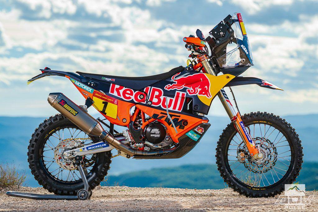 Ktm 450 Rally Dakar Red Bull Bike In 2021 Ktm 450 Mtb Bike Mountain Ktm