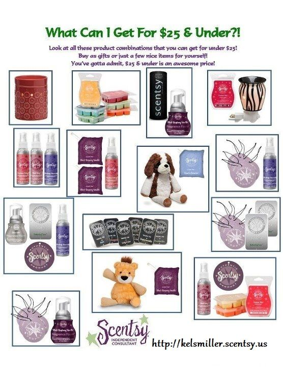 Best Gifts Under 25 scentsy gifts under $25 | scentsy/mary kay | pinterest | gifts