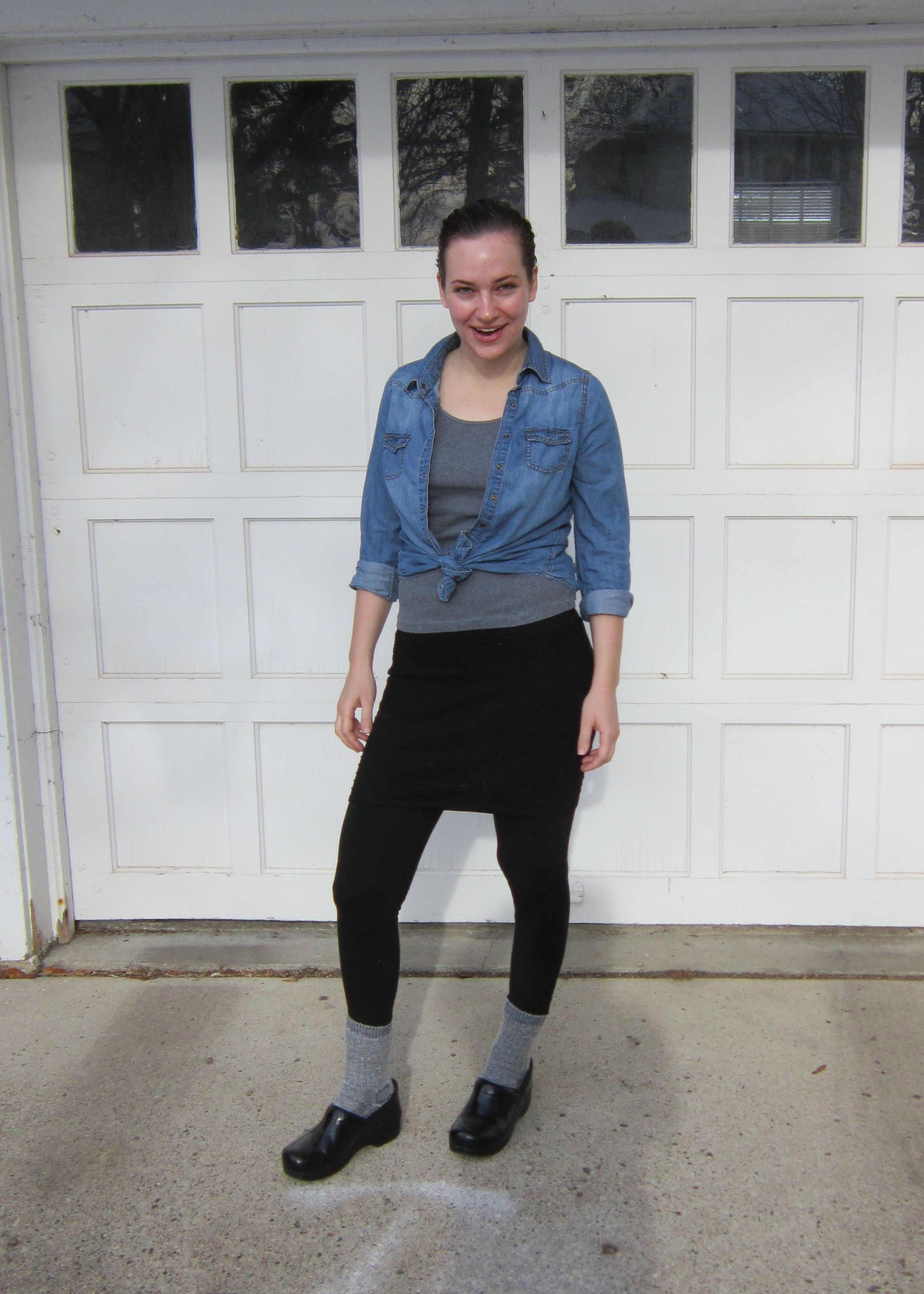 Cool Outfit Outfits With Dansko Shoes. Clogs