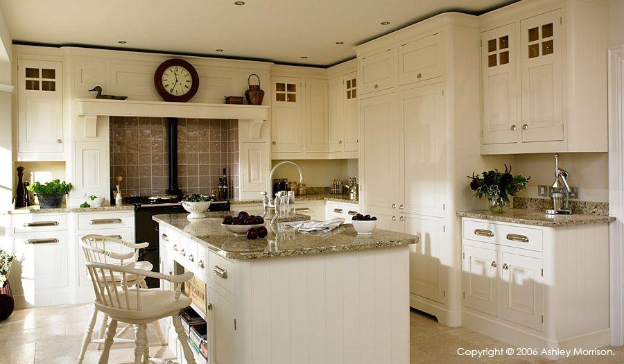 Mark Wilkinson U0027New Englandu0027 Kitchen. Cant Decide If We Should Have Wall  Units