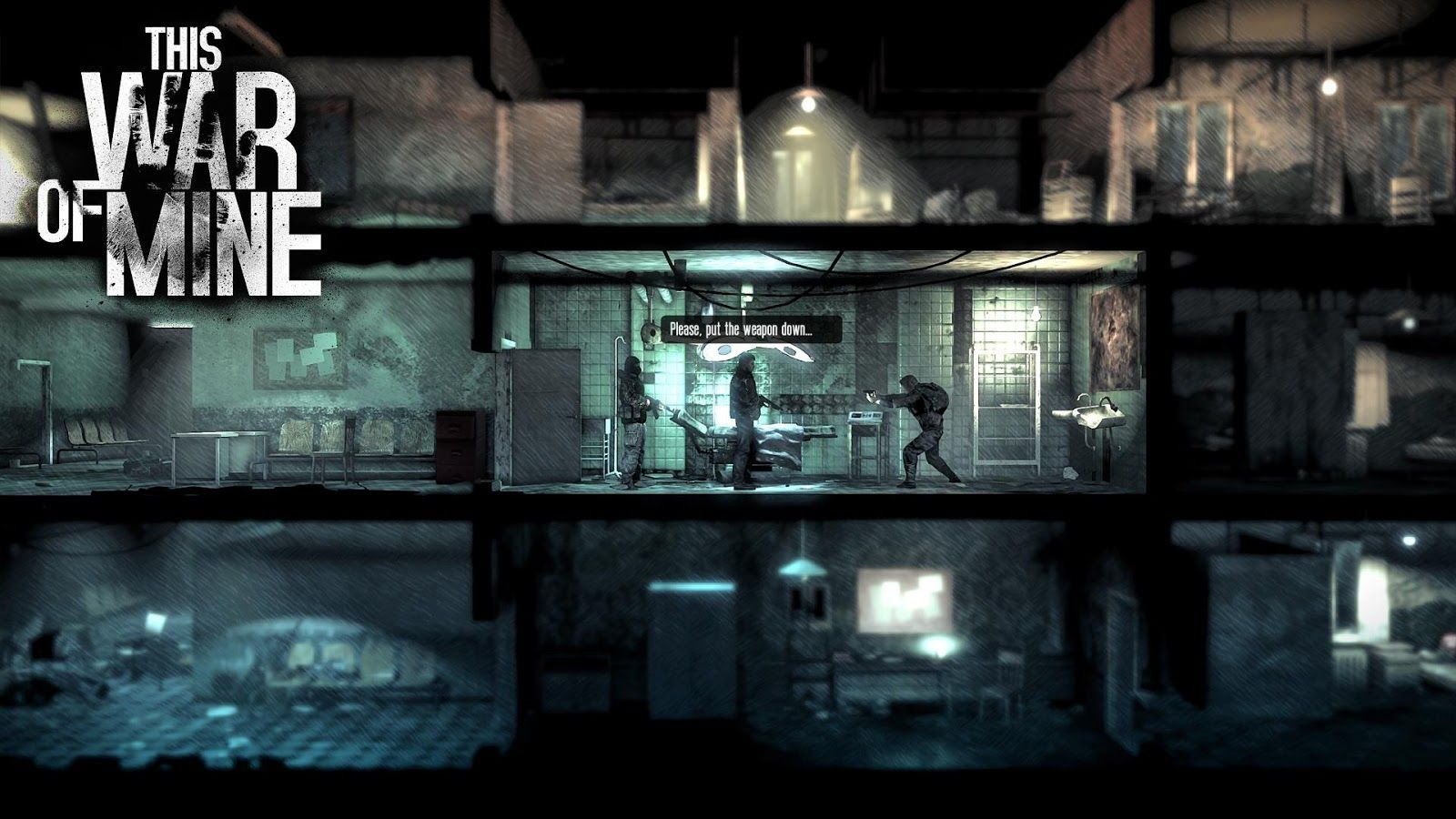 This War of Mine APK v1.1.0 +Data (Paid, Offline) for