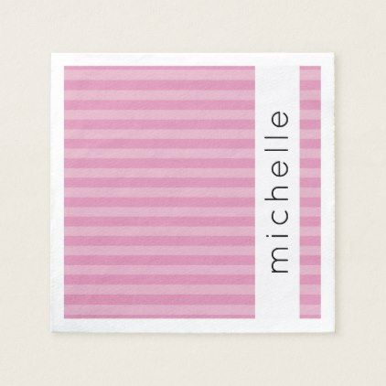 Lines Paper Your Name  Stripes Parallel Lines  Pink Paper Napkin  Pink Paper .