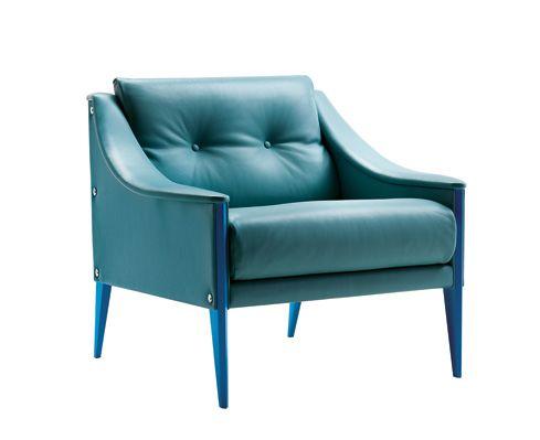 Dezza - Poltrona Frau,Poltrone e chaise-longue. Living Corriere ...