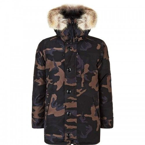 canada goose homme camouflage
