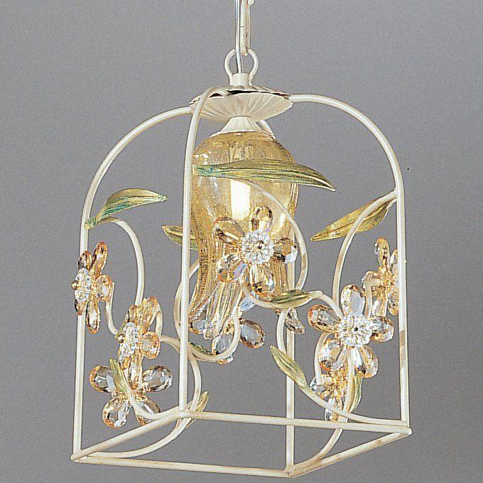 Florentine 1-Light Outdoor Pendant